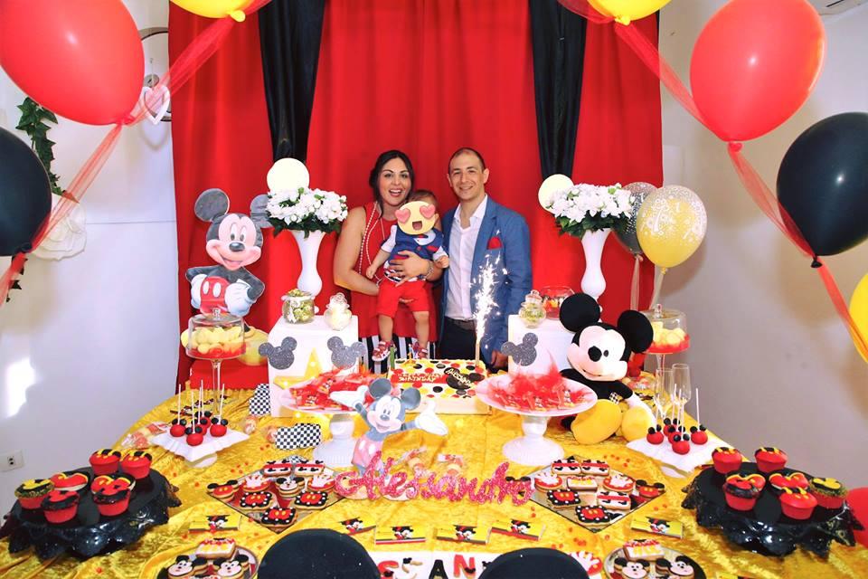 Tavolo Compleanno Topolino : Tavolo compleanno topolino baby caramellata a tema topolino by